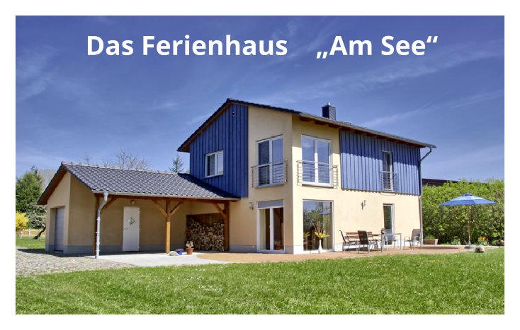 Ferienhaus am See Uckermark Urlaub Alleinlage Ferienhaus